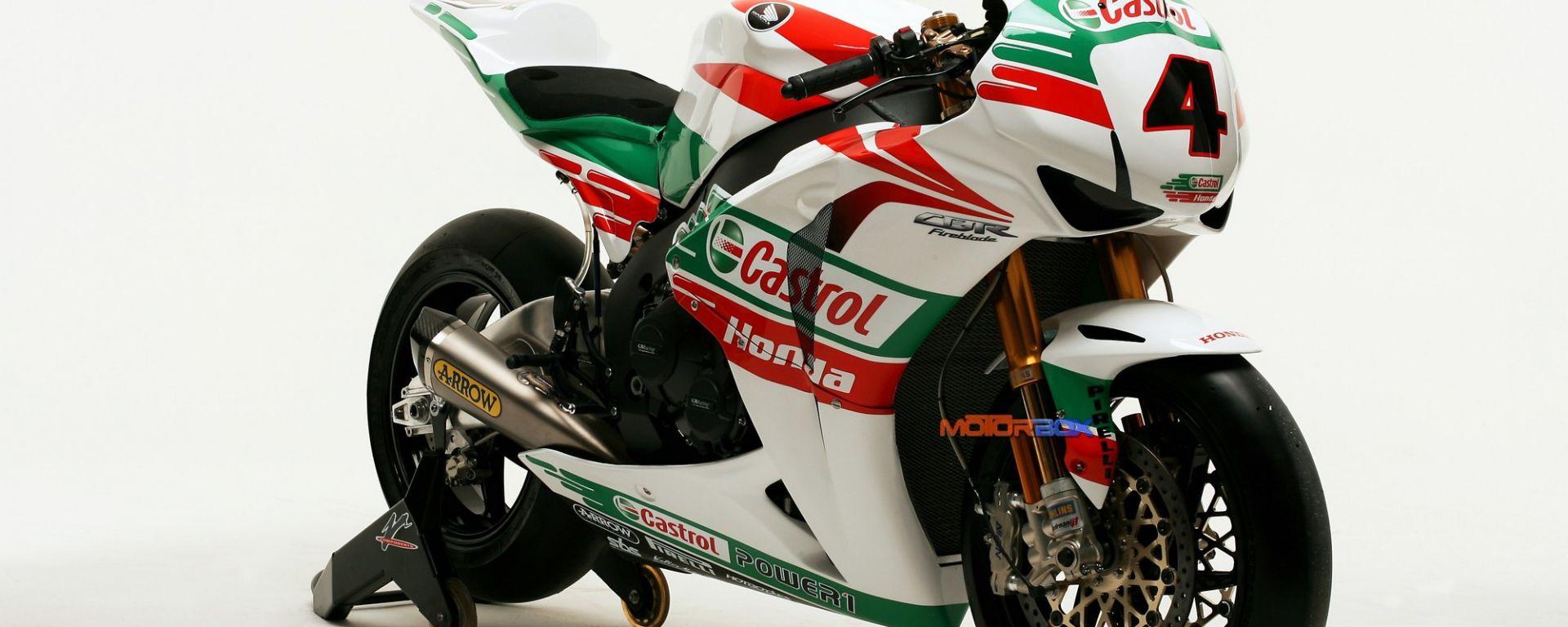 Honda CBR1000RR SBK 2011
