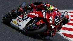 Honda CBR1000RR SP 2019 del Mondiale Endurance in azione