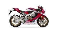 Honda CBR1000RR SP Fireblade 2019 Tricolor: laterale
