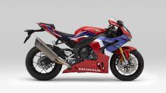 Honda CBR1100RR-R 2020: vista laterale