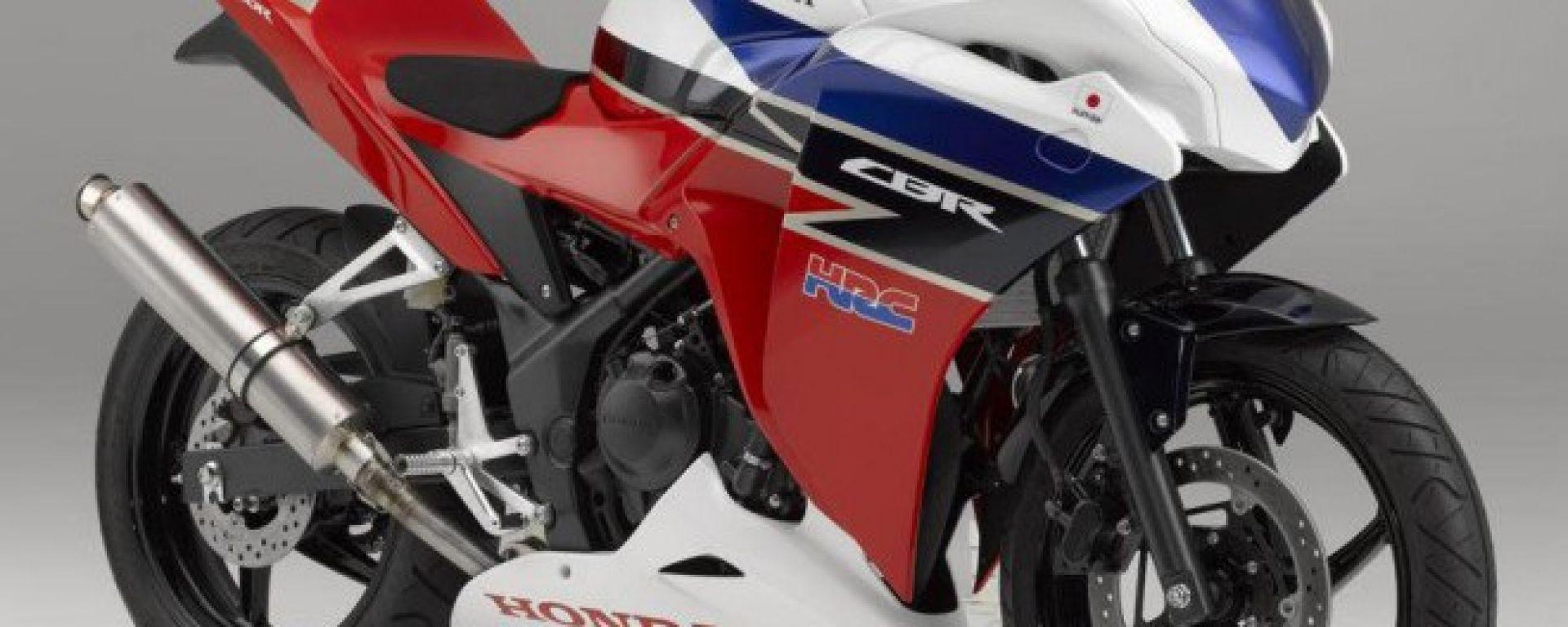Honda CBR250R HRC
