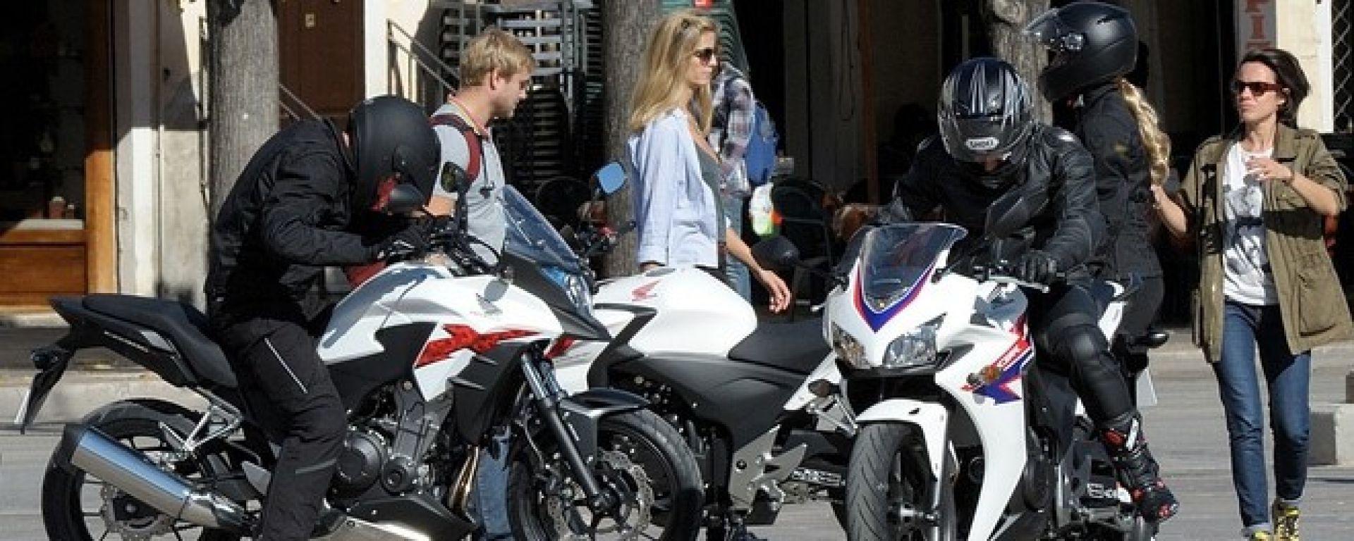Honda CBR500, CB500R e CB500X