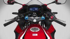 Honda CBR500R 2019 strumentazione LCD