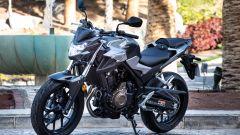 Honda CBR500R e CB500F 2019: le opinioni dopo la prova - Immagine: 8