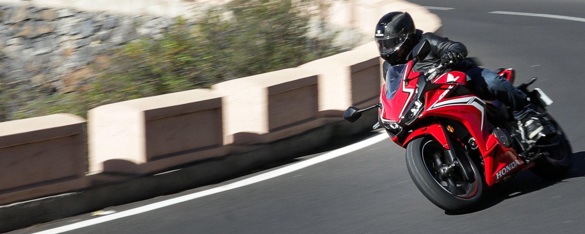 Honda CBR500R e CB500F 2019: le opinioni dopo la prova
