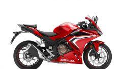 Honda CBR500R: nuovi loghi e motore Euro 5