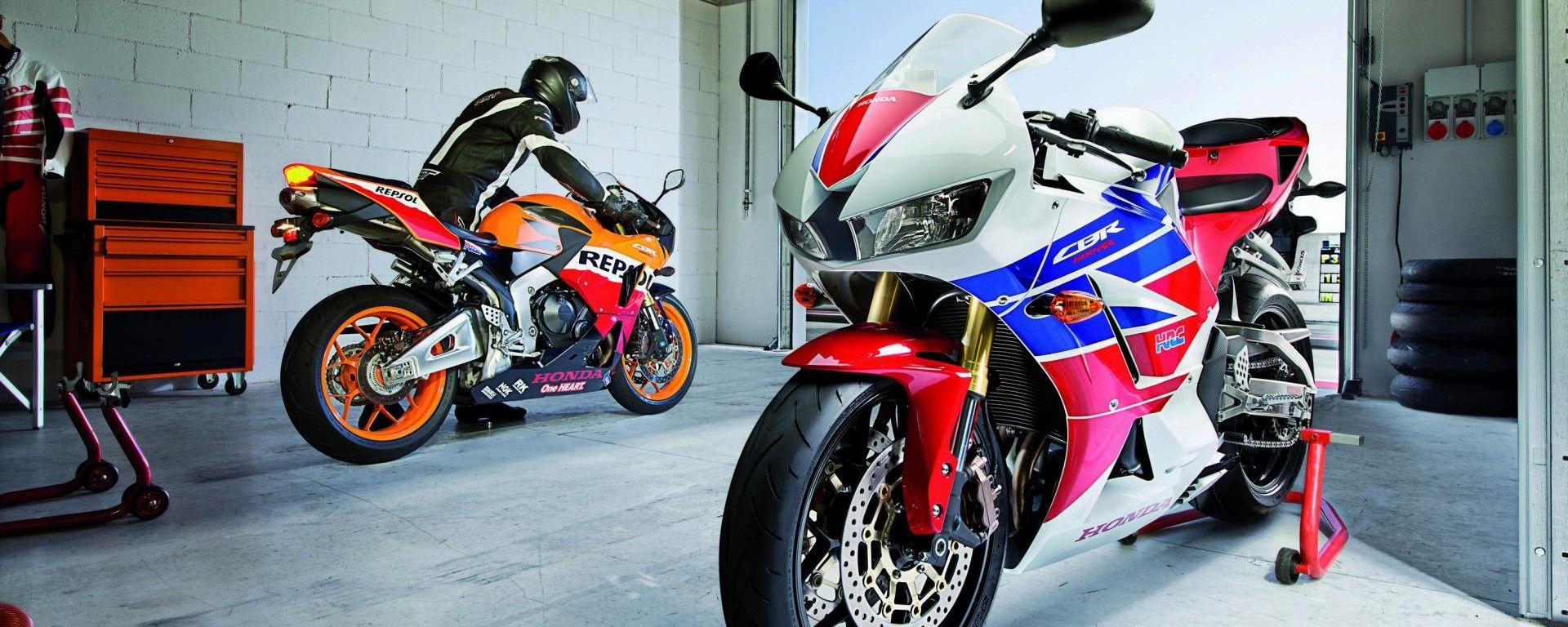 Honda CBR600RR 2019: le prime indiscrezioni