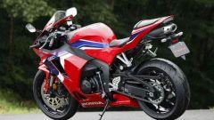 Ecco la Honda CBR600RR 2021! Tutti i dati tecnici della sportiva - Immagine: 4