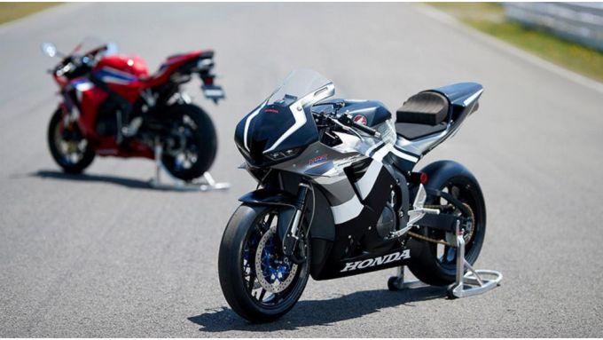 Honda CBR600RR 2021: svelati i dati tecnici