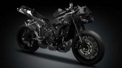 Honda CBR600RR 2021: telaio e meccanica