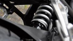 Honda CBR650F: dettaglio del monoammortizzatore