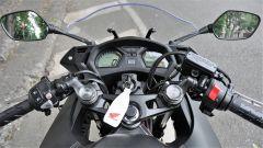Honda CBR650F: il ponte di comando