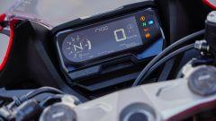 Honda CBR650R 2019: la strumentazione digitale