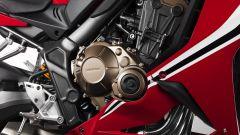 Honda CBR650R 2019: motore 4 cilindri il linea da 649 cc