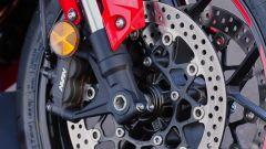 Honda CBR650R 2019: pinze ad attacco radiale Nissin