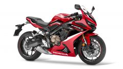 Honda CBR650R 2021 Grand Prix Red