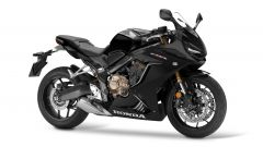Honda CBR650R 2021 Mat Gunpowder Black Metallic