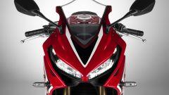 Honda CBR650R MY 2019 dettaglio frontale