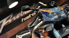 Honda CBR900RR FIreblade history, Intermot 2016