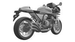 Honda CBX: lo scarico è un doppio 3 in 1 in 3