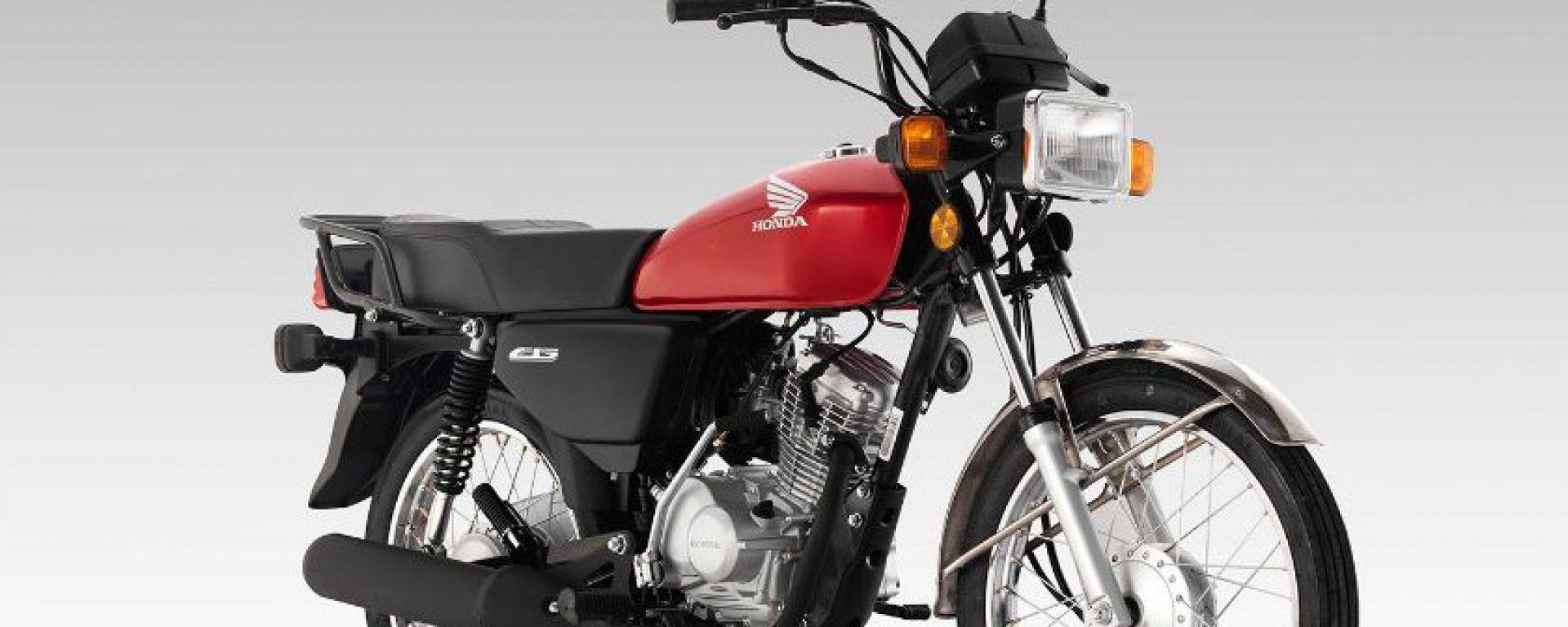 Honda CG110