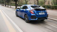 Honda Civic 1.6 i-DTEC, sul diesel arriva l'automatico a 9 rapporti