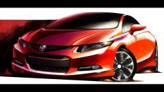 Honda Civic Concept 2012: le foto ufficiali - Immagine: 23