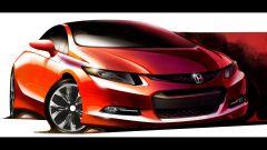 Honda Civic Concept 2012: le foto ufficiali - Immagine: 22