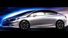 Honda Civic Concept 2012: le foto ufficiali - Immagine: 20
