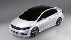 Honda Civic Concept 2012: le foto ufficiali - Immagine: 1