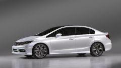 Honda Civic Concept 2012: le foto ufficiali - Immagine: 10