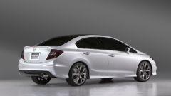 Honda Civic Concept 2012: le foto ufficiali - Immagine: 12