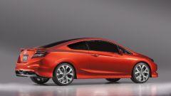 Honda Civic Concept 2012: le foto ufficiali - Immagine: 14