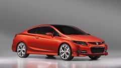 Honda Civic Concept 2012: le foto ufficiali - Immagine: 17