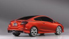 Honda Civic Concept 2012: le foto ufficiali - Immagine: 18
