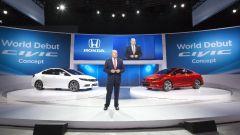 Honda Civic Concept 2012: le foto ufficiali - Immagine: 8