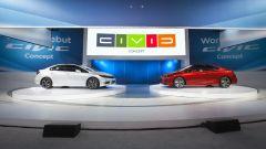 Honda Civic Concept 2012: le foto ufficiali - Immagine: 7