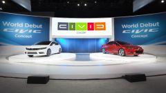 Honda Civic Concept 2012: le foto ufficiali - Immagine: 6