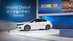 Honda Civic Concept 2012: le foto ufficiali - Immagine: 3
