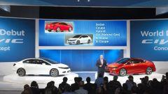 Honda Civic Concept 2012: le foto ufficiali - Immagine: 2