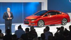 Honda Civic Concept 2012: le foto ufficiali - Immagine: 4
