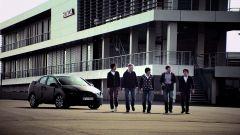 Honda Civic 2012: le prime foto ufficiali - Immagine: 32
