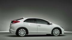 Honda Civic 2012: le prime foto ufficiali - Immagine: 14