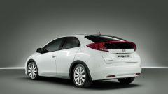 Honda Civic 2012: le prime foto ufficiali - Immagine: 13