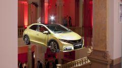Honda Civic 2012: le prime foto ufficiali - Immagine: 25