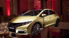 Honda Civic 2012: le prime foto ufficiali - Immagine: 19