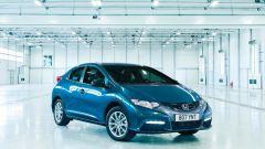 Honda Civic 2012: le prime foto ufficiali - Immagine: 9