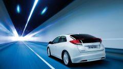 Honda Civic 2012: le prime foto ufficiali - Immagine: 5