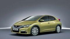 Honda Civic 2012: le prime foto ufficiali - Immagine: 10