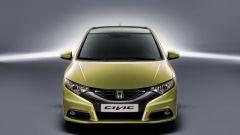 Honda Civic 2012: le prime foto ufficiali - Immagine: 11
